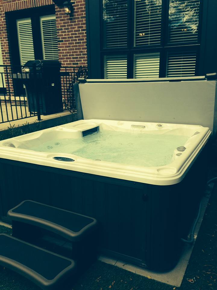 Niagara Falls hot tub and spa installation 22