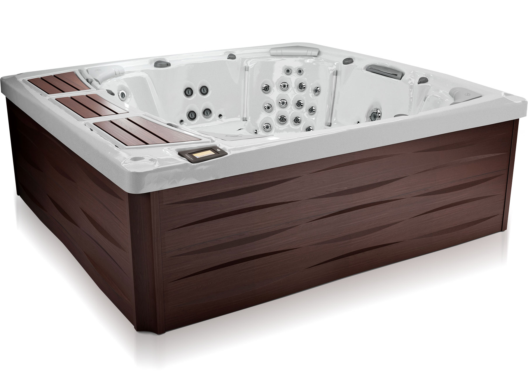 Sundance Spas 980 series Kingston hot tub.
