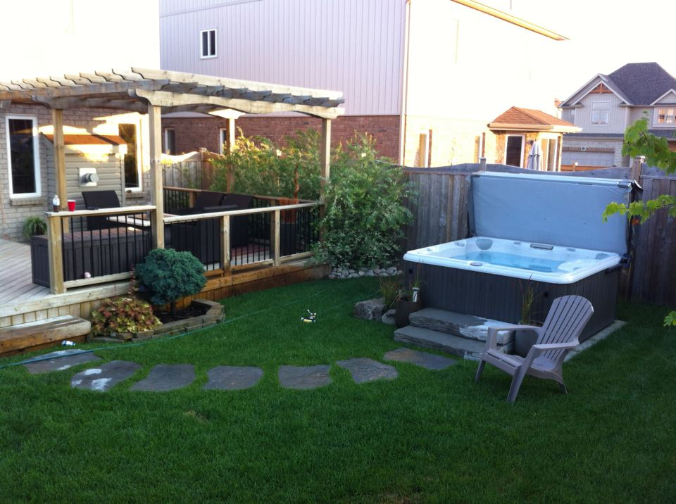 Grimsby hot tub and spa installation 24