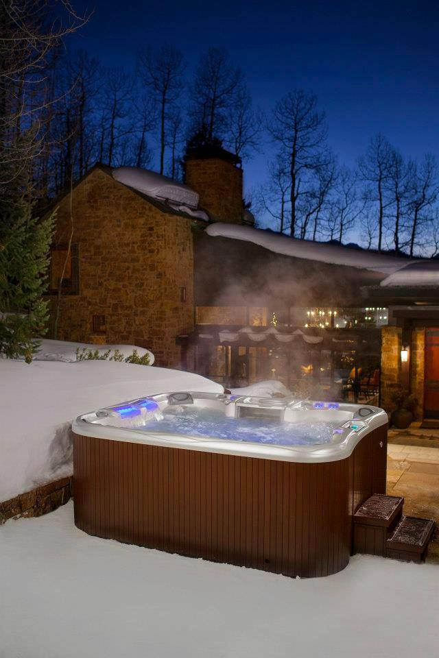 Oakville hot tub and spa installation 29