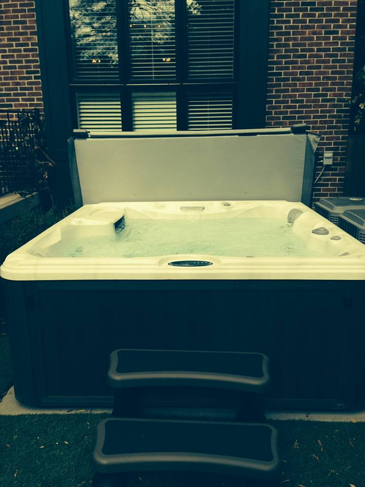 St. Catharines hot tub and spa installation 23