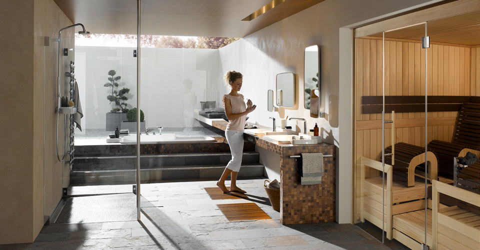 Information about traditional saunas, HELO saunas, prestige saunas, panel-built saunas, passport saunas, outdoor patio saunas and custom saunas