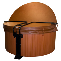 Sundance Spas Hot Tub Cover Lifters Burlington, Oakville, Mississauga and St. Catharines 4