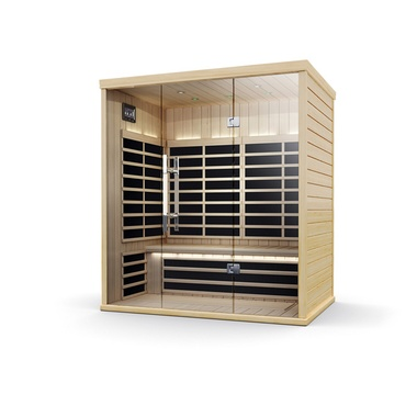 Image 1 for S825 2-3-Person Infrared Sauna at The Sundance Spa Stores