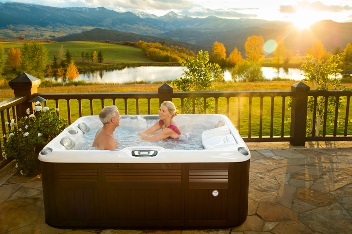 Discover Your Perfect Sundance® Hot Tub